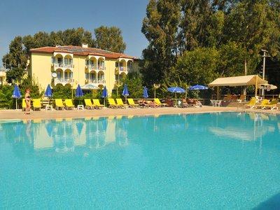 Отель Seketur Hotel 3* Фетхие Турция