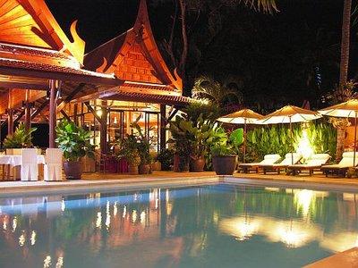 Отель White House Beach Resort & Spa 4* о. Самуи Таиланд