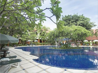 Отель Hyton Leelavadee 3* о. Пхукет Таиланд