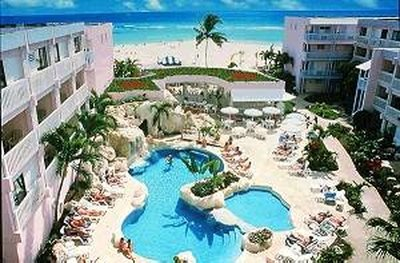 Отель Sandy Beach Island Resort 5* Бриджтаун Барбадос