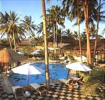 Отель Santika Beach 4* Кута (о. Бали) Индонезия