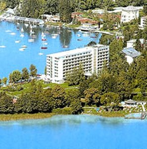 Отель Parkhotel Portschach 4* Каринтия Австрия