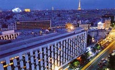 Отель Meridien Etoile 4* Париж Франция
