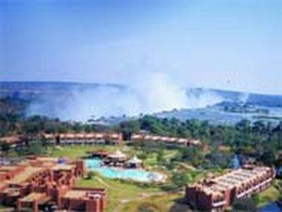 Отель Zambezi Sun 4* Водопад Виктория Замбия