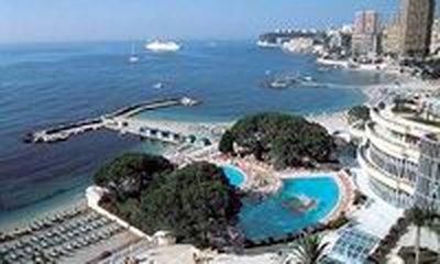 Отель Le Meridien Beach Plaza 4* Монте-Карло Монако