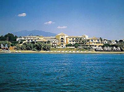 Отель Healthouse Las Dunas Health & Beach Spa 5* Коста Дель Соль Испания