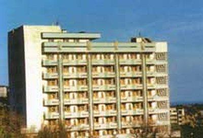 Отель Воронцово (бывш. Судостроитель) 2* Мисхор Крым