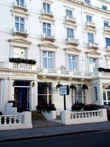 Отель Leisure Inn 2* Лондон Великобритания