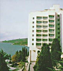 Отель Морской Прибой 3* Мисхор Крым