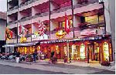 Отель Eiger 4* Гриндельвальд Швейцария