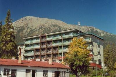 Отель Slovak Telecom 2* Старый Смоковец Словакия
