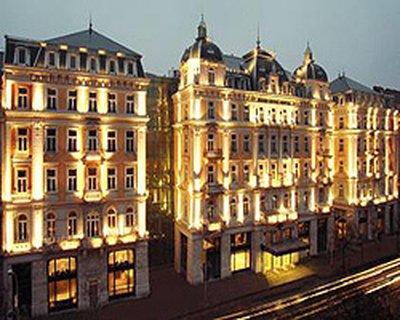 Отель Corinthia Hotel Budapest 5* Будапешт Венгрия