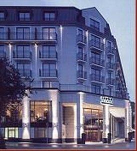 Отель Dorint Maison Messmer 5* Баден-Баден Германия