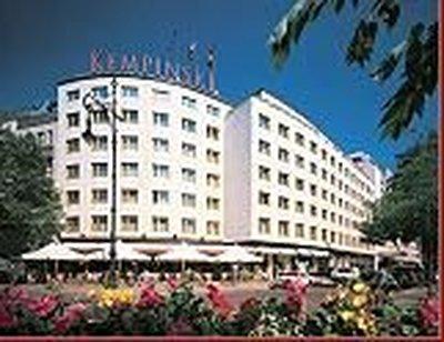 Отель Bristol Kempinski Hotel 5* Берлин Германия