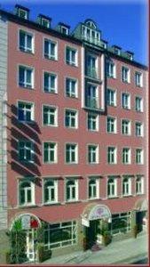 Отель Astor 4* Мюнхен Германия