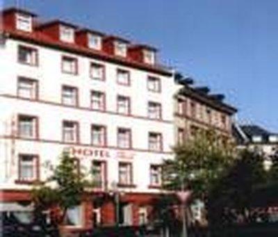 Отель Zeil 3* Франкфурт-на-Майне Германия