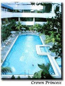 Отель Crown Princess 4* Куала-Лумпур Малайзия