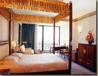 Отель Grand Hotel Beijing 5* Пекин Китай
