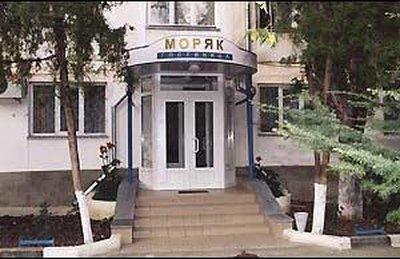 Отель Моряк 2* Феодосия Крым
