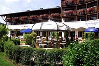 Отель Steigenberger Avance Kaprun 4* Капрун Австрия