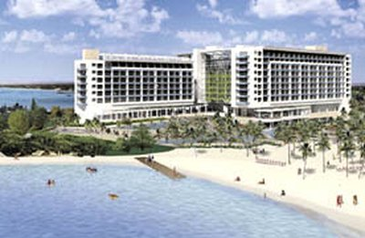 Отель Barbados Hilton 4* Бриджтаун Барбадос