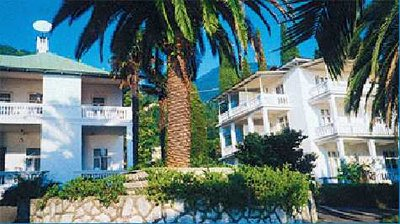 Отель Нарт 3* Гагра Абхазия