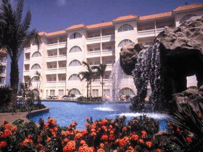 Отель La Cabana 4* Ораньестад Аруба