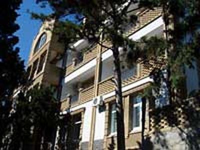 Отель Рубикон 3* Мисхор Крым