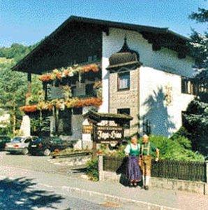Отель Pension Jaga Hias 3* Капрун Австрия