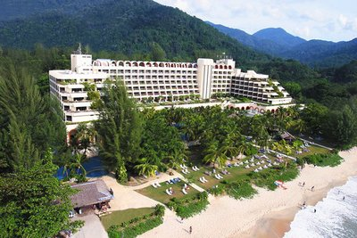 Отель Parkroyal Penang Resort 4* о. Пенанг Малайзия