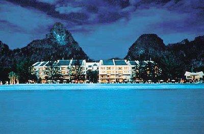 Отель Tanjung Rhu Resort 5* о. Лангкави Малайзия