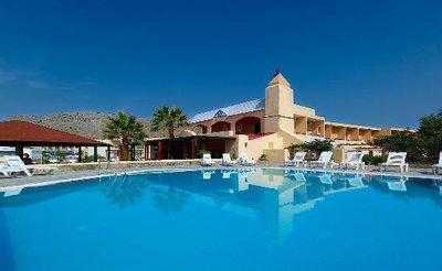 Отель Sunrise Sun Beach 3* о. Родос Греция