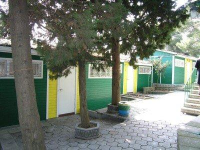Отель Заря 2* Ялта Крым