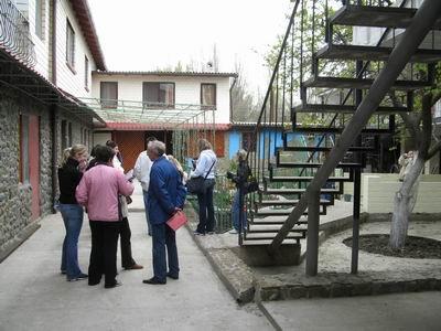 Отель Аннушка 2* Феодосия Крым