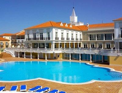 Отель Marriott Praia Del Rei 5* Обидуш Португалия
