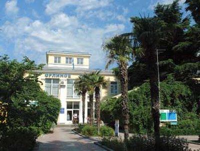 Отель Орлиное гнездо 3* Ялта Крым