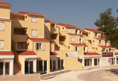Отель Necujam Apart 3* о. Шолта Хорватия