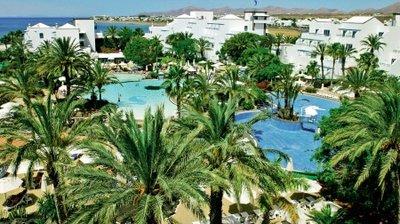 Отель Seaside Los Jameos Playa 4* о. Лансароте (Канары) Испания