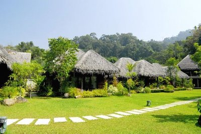 Отель Khaolak Paradise 4* Као Лак Таиланд