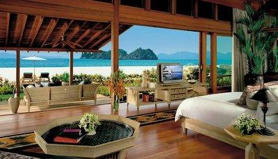 Отель Four Seasons Resort Langkawi 5* о. Лангкави Малайзия