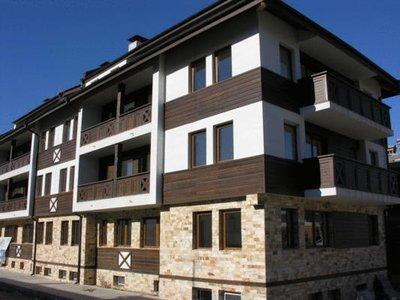Отель Каса Мила 3* Банско Болгария