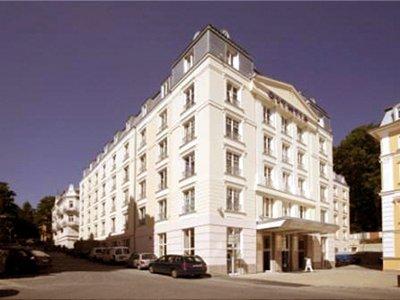 Отель Olympia 4* Марианске-Лазне Чехия