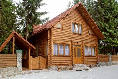 Отель Лис Микита 3* Славское Украина - Карпаты