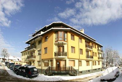 Отель Mont Blanc Aparthotel 3* Банско Болгария