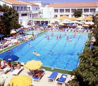 Отель Napia Star 3* Айя Напа Кипр