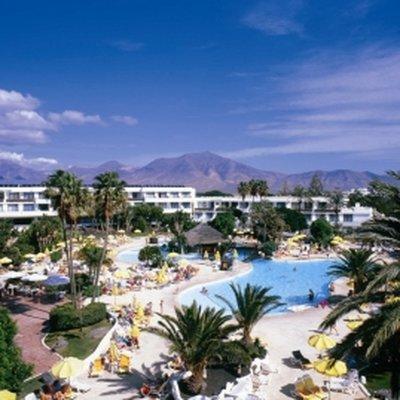 Отель H10 Lanzarote Princess 4* о. Лансароте (Канары) Испания