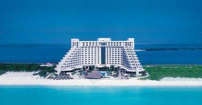 Отель ME by Melia 5* Канкун Мексика