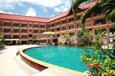 Отель Patong Green Mountain 3* о. Пхукет Таиланд