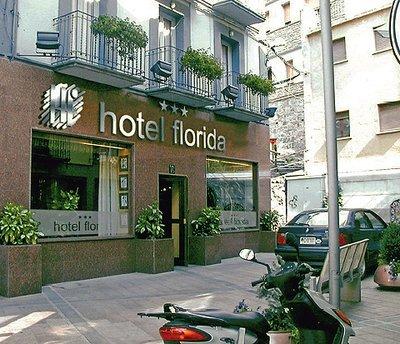Отель Acta Florida Hotel Andorra 3* Андорра Ла Велья Андорра