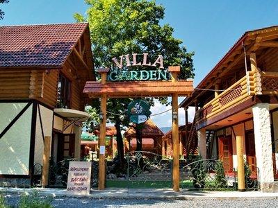 Отель Villa Garden 2* Солочин Украина - Карпаты